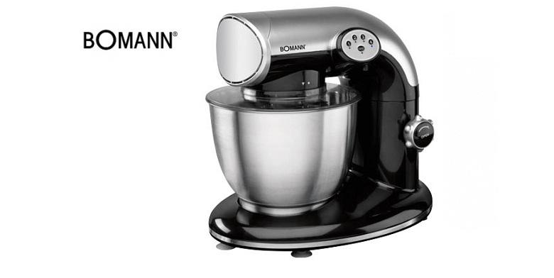 Κουζινομηχανή BOMANN KM 362 CB 1000W   Bomann 00005497