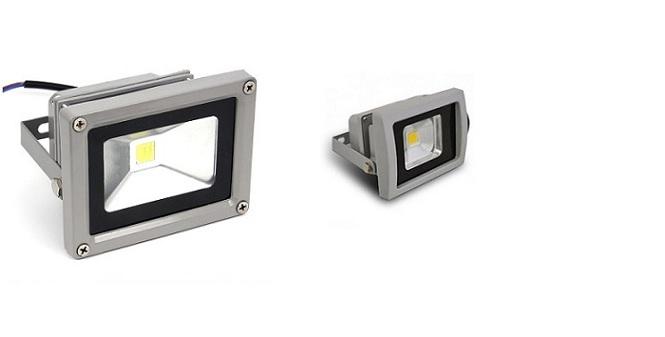 Προβολέας LED Εξωτερικού Χώρου 10W! – TV