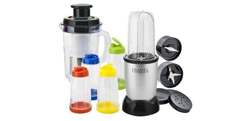 Πολυμίξερ Μπλέντερ ιδανικό για smoothies φρούτα και λαχανικά Quick Blender PRADE μικροσυσκευές   μίξερ   μπλέντερ