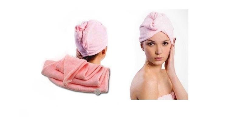 Απορροφητική Πετσέτα-Τουρμπάνι! Φτιαγμένη από μικρο-ίνες! - TV περιποίηση μαλλιών   σεσουάρ  σίδερα μαλλιών