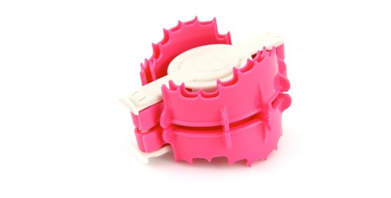 Συσκευή για Κατασκευή Pom Pom σε Σχήμα Καρδιάς - Pom Pom Maker CRZ9 - Pom Pom Ma καθαριότητα και σιδέρωμα   ραπτομηχανές και αξεσουάρ ραπτικής