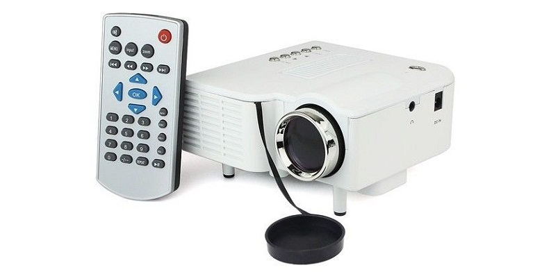Mini OEM Led HD Projector, με HDMI Θύρα ΛΕΥΚΟ - OEM - 00005602 τεχνολογία   projectors