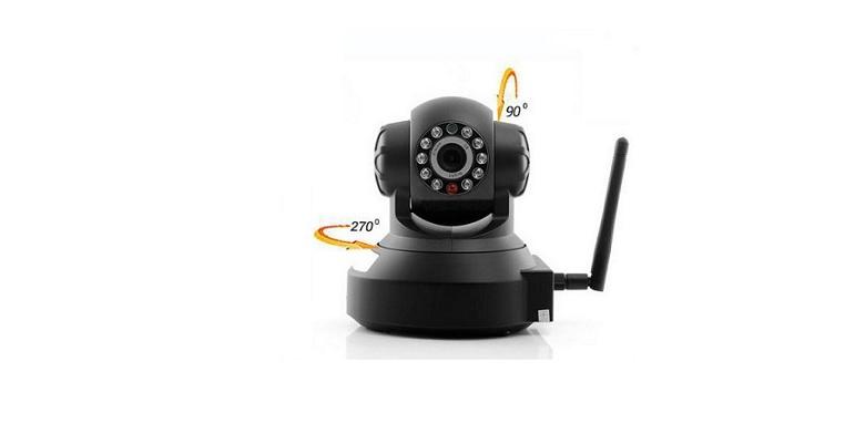 Ασύρματη Κάμερα IP με Λήψη μέσω Υπολογιστή, Tablet & Κινητού - Camera IP CRZ4! - αυτοματισμοί και ασφάλεια   κάμερες