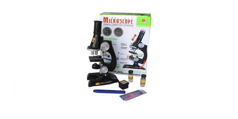 Εκπαιδευτικό Μικροσκόπιο με Μεγέθυνση έως και 450x & LED φωτισμό! - Microscope παιχνίδια  παιδί  και  βρέφος   έξυπνα   εκπαιδευτικά παιχνίδια