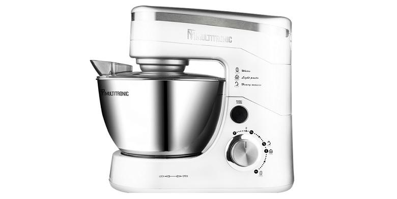 Κουζινομηχανή - Μίξερ 3 σε 1 Multitronic MT-001 1200W, με Κάδο 4.5lt - MULTITRON για την κουζίνα   κουζινομηχανές   πολυκόφτες