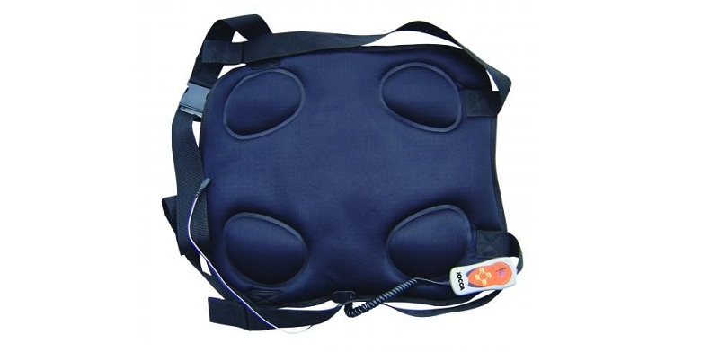 Jocca Συσκευή μασάζ πλάτης με χειριστήριο για εύκολο χειρισμό με Υποδοχή τροφοδο υγεία  και  ομορφιά   αντιμετώπιση πόνου