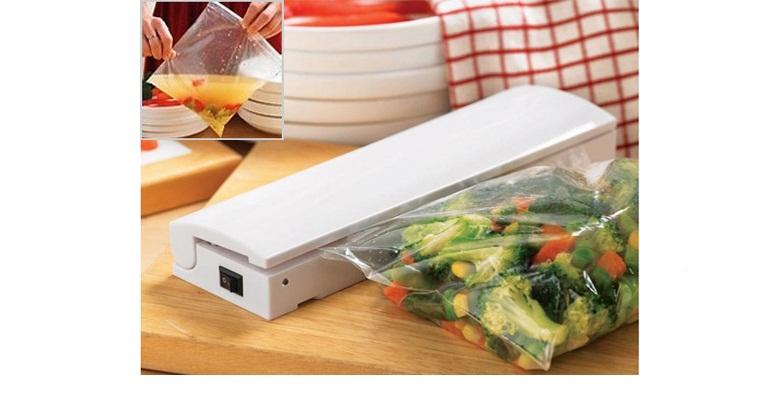 Συσκευή Σφραγίσματος Σακούλας Τροφίμων! - TV οργάνωση κουζίνας   εργαλεία κουζίνας