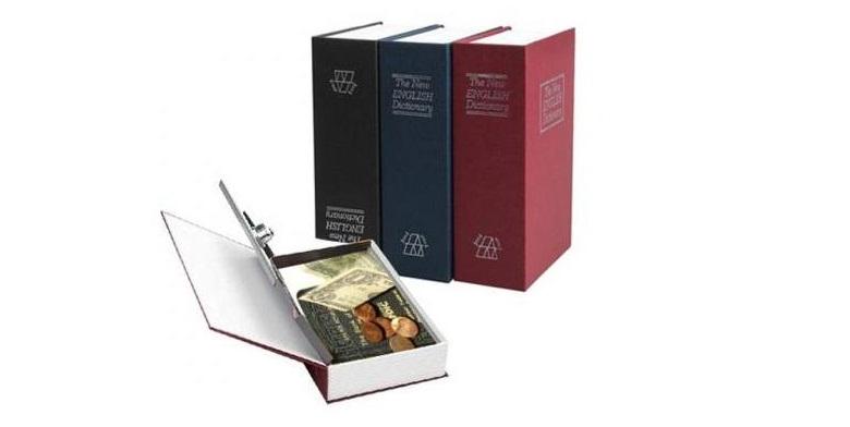 Book Safe Dictionary - Χρηματοκιβώτιο βιβλίο κρύπτη τιμαλφών 24×15,5×5 gadgets   gadgets