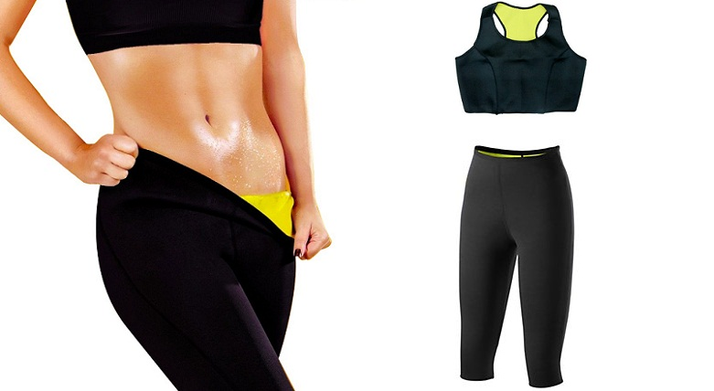 Hot Shapers Έξυπνη βερμούδα εφίδρωσης και top Αντι-αλλεργικό Κολάν & Top Αδυνατί αθλητισμός και fitness   ρούχα  αξεσουάρ και φορητή τεχνολογία