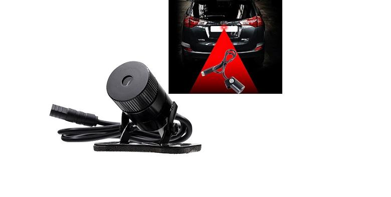Πίσω Φως Ομίχλης Αυτοκίνητου με Laser - Car Fog Laser Light CRZ-31! - CH αξεσουάρ αυτ του   εξοπλισμός χειμώνα