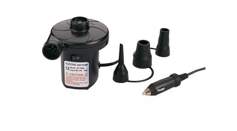 Ηλεκτρική Αντλία Τρόμπα Αέρος 12V για το βύσμα του αναπτήρα του αυτοκινήτου - CH αναψυχή και ψυχαγωγία   κάμπινγκ και βουνό