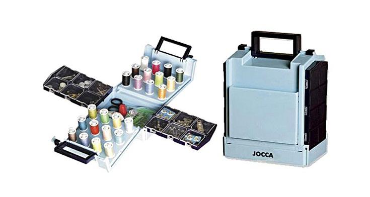 Jocca Σετ ραπτικής με 138 αξεσουάρ, 7295 - JOCCA home & life οικιακά είδη   ραπτομηχανές