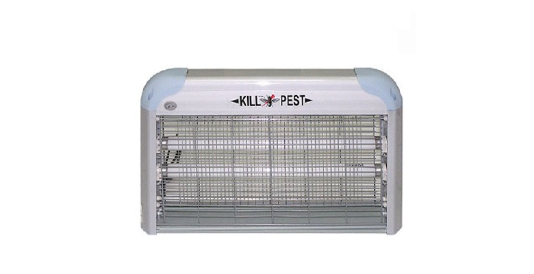 Image of Ηλεκτρικό Εντομοκτόνο 2 x 10 Watt KILL PEST MD-20WA! - KILL PEST