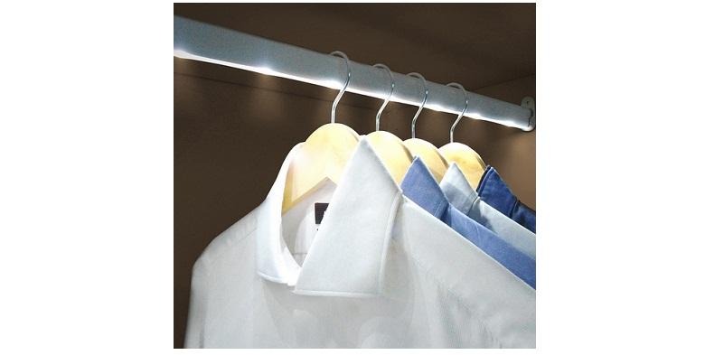 Led Light Wardrobe Bar - Μπάρα φωτισμού ντουλάπας με 8 led φωτάκια Jocca 3424! - οικιακά είδη   διάφορα είδη για το σπίτι