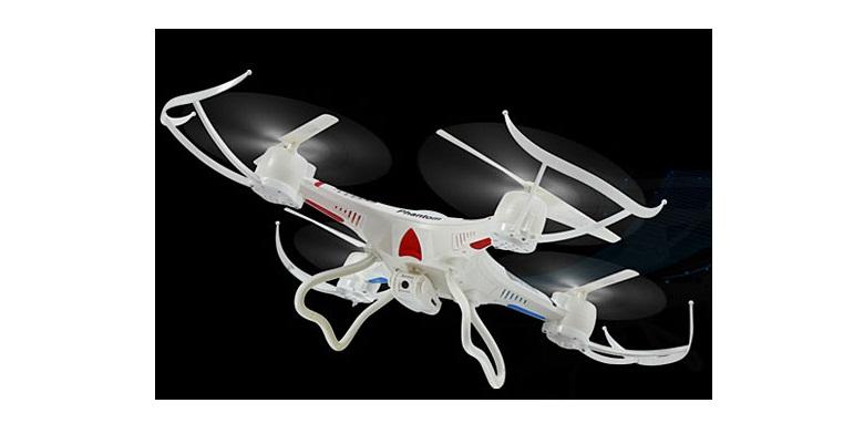 Τηλεκατευθυνόμενο Drone Ελικόπτερο Quadcopter 6 Axis Gyro 2.4GHz 3D-360 για Απίθ gadgets   drones   τηλεκατευθυνόμενα