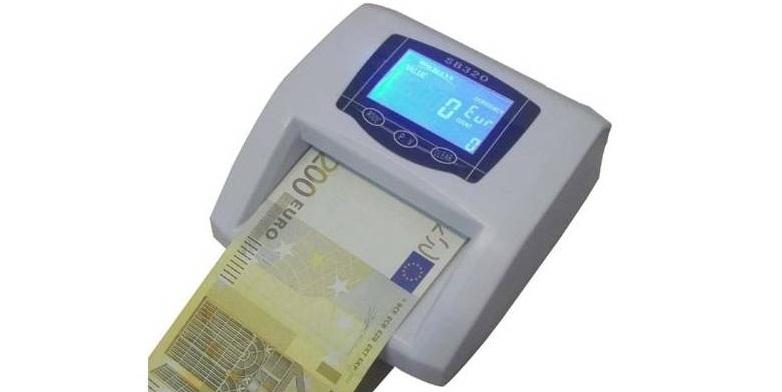 Καταμετρητής και Ανιχνευτής Πλαστών Χαρτονομισμάτων EURO CRZ-64! - CRZ - 0000591 gadgets   για το γραφείο