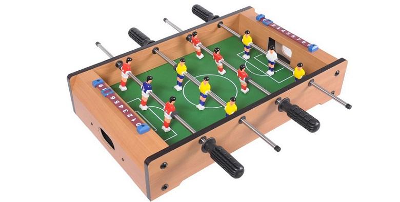 Επιτραπέζιο Ξύλινο Ποδοσφαιράκι 34εκ με 12 παίκτες! - CRZ παιχνίδια  παιδί  και  βρέφος   έξυπνα   εκπαιδευτικά παιχνίδια