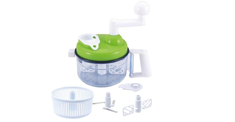 Εξυπνος Πολυκόφτης Λαχανικών και φρούτων - SWIFT CHOPPER RENBERG RB-4150 - Renbe κουζίνα   κουζινομηχανές πολυκόφτες