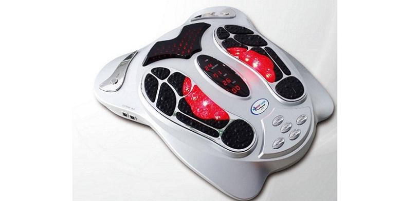Ισχυρή Συσκευή Μασάζ Πελμάτων - Σώματος, με Υπέρυθρη Ακτινοβολία, Επιθέματα Ηλεκ υγεία  και  ομορφιά   μασάζ