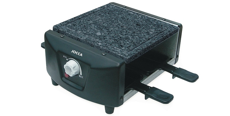 Raclette Γκριλιερα με Πέτρα Ψησίματος από Γρανίτη, Jocca 5448 - JOCCA home & lif camping  και  κήπος   bbq