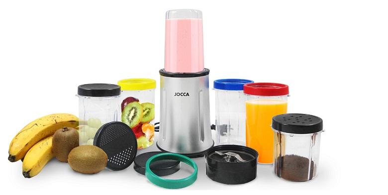 Jocca Έξυπνος Πολυκόφτης, Πολυμίξερ, Μπλέντερ smoothie maker για smoothies και ά ηλεκτρικές οικιακές συσκευές   μπλέντερ