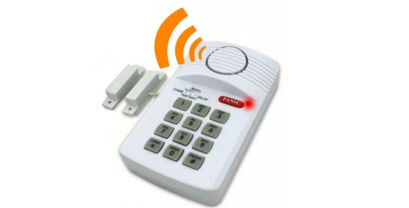 Σύστημα συναγερμού Secure Pro keypad Alarm System έντασης 110 db! - OEM αυτοματισμοί και ασφάλεια   συναγερμοί και ανιχνευτές