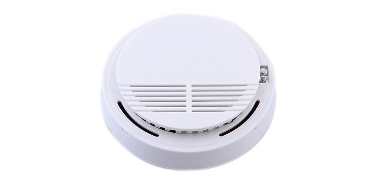 Αυτόνομος Ανιχνευτής - Συναγερμός Καπνού με σειρήνα 90dB - Smoke Alarm! - TV αυτοματισμοί και ασφάλεια   συναγερμοί και ανιχνευτές