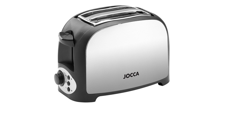 Jocca Home & Life Φρυγανιέρα Toster 750W, 5914P - JOCCA home & life ηλεκτρικές οικιακές συσκευές   τοστιέρες   σαντουιτσιέρες   φρυγανιέρες