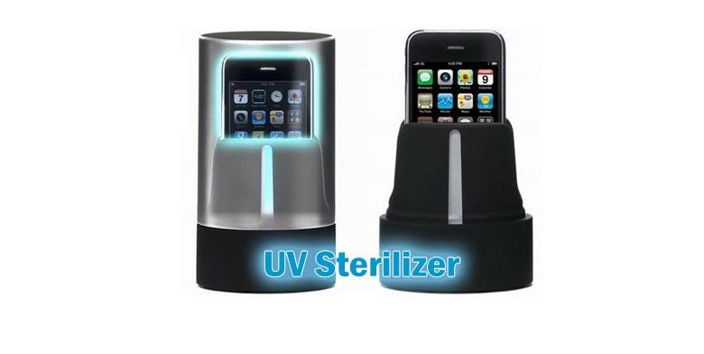 Αποστειρωτής Ψηφιακών Συσκευών Με UV - Cell Phone UV Sterilizer! - OEM τηλεφωνία και tablets   aξεσουάρ για κινητά και tablets