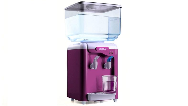 Jocca Ψύκτης Νερού με δοχείο χωρητικότητας 7L - Water Dispenser - Λειτουργεί και ηλεκτρικές οικιακές συσκευές   ψύκτες νερού