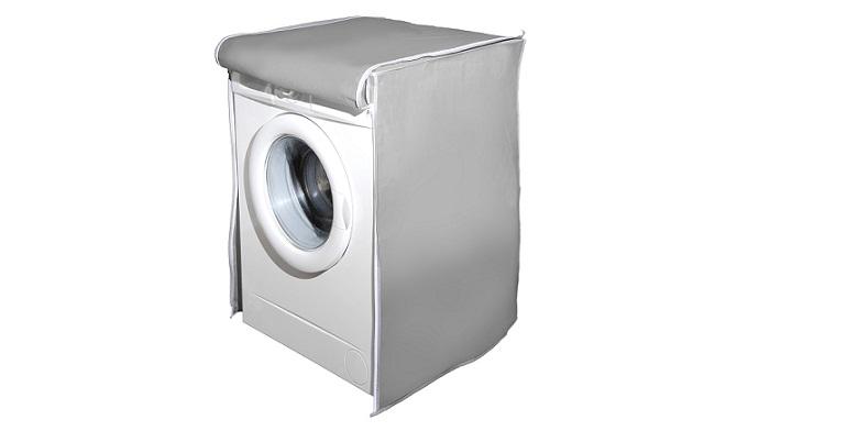 Jocca Κάλυμμα Πλυντηρίου 63x62x85cm σε Γκρι χρώμα, 4309 - JOCCA home & life μπάνιο   πλυντήρια ρούχων