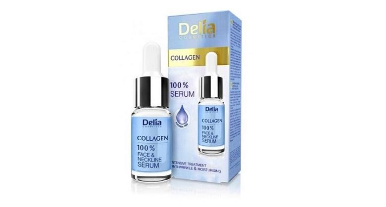 Ορός προσώπου με κολλαγόνο - Serum Collagen Delia Cosmetics! - Delia προϊόντα ομορφιάς   κρέμες και μάσκες προσώπου