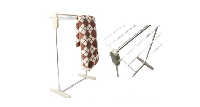 Πτυσσόμενη απλώστρα Κρεμάστρα Ρούχων - Multifunctional Clothes Rack! - OEM - 000 οικιακά είδη   διάφορα είδη για το σπίτι