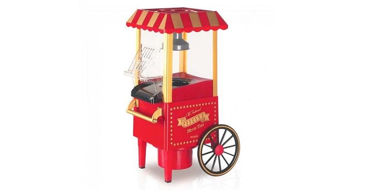 SOGO Παραδοσιακή Μηχανή Παρασκευής Ποπ Κορν - συσκευη για pop corn Old Fashioned μικροσυσκευές   συσκευές για ποπ κορν  pop corn