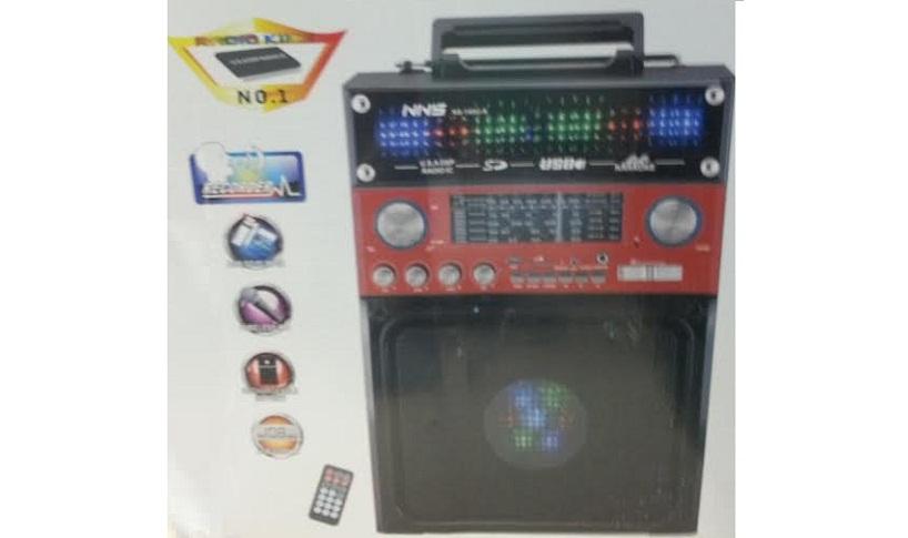 Multimedia Σύστημα Καραόκε karaoke με Ηχείο, Ασύρματο Μικρόφωνο & USB/SD MP3 Pla εκδηλώσεις και γιορτές   καραόκε