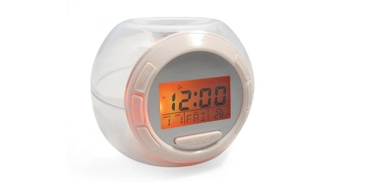 Jocca 1164 Ρολόι - Ξυπνητήρι Με Ήχους της Φύσης - JOCCA home & life διακόσμηση και φωτισμός   ξυπνητήρια