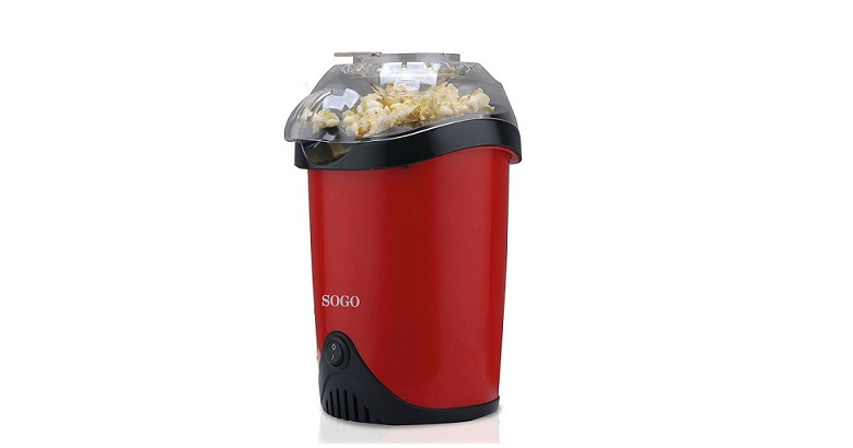 Μηχανή Ποπ Κορν - Pop Corn Maker SOGO SS-11310! - SOGO μικροσυσκευές   συσκευές για ποπ κορν  pop corn
