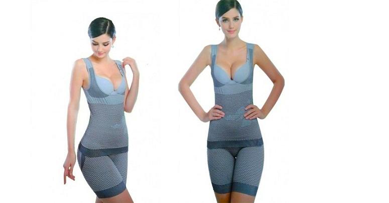 Κορμάκι Κορσές Bamboo Slim Body για Επίπεδη Κοιλιά, Ανασηκωμένους Γλουτούς & Στή υγεία  και  ομορφιά   προϊόντα αδυνατίσματος