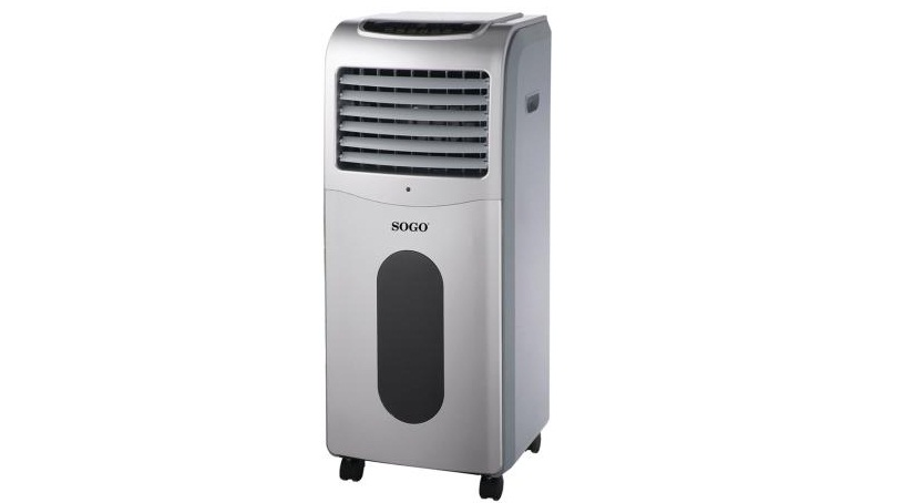 Φορητό Κλιματιστικό - Air Cooler 110W 6.5L για έως 12.5μ2, SOGO SS-1260 - SOGO σπίτι   ηλεκτρολογικός εξοπλισμός
