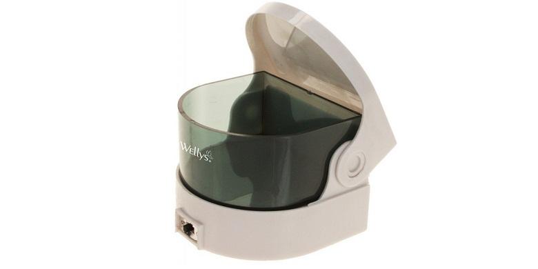 Συσκευή Καθαρισμού Τεχνιτής Οδοντοστοιχίας - Sonic Denture Cleaner Wellys 014620 υγεία  και  ομορφιά   στοματική υγιεινή