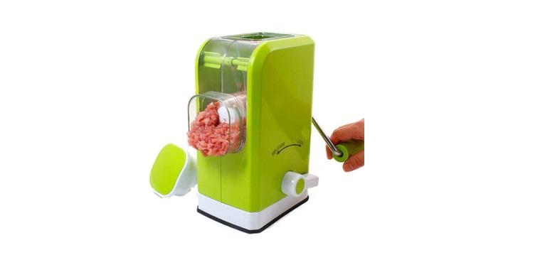 Χειροκίνητη μηχανή κοπής κιμά και λαχανικών! - OEM για την κουζίνα   κουζινομηχανές πολυκόφτες