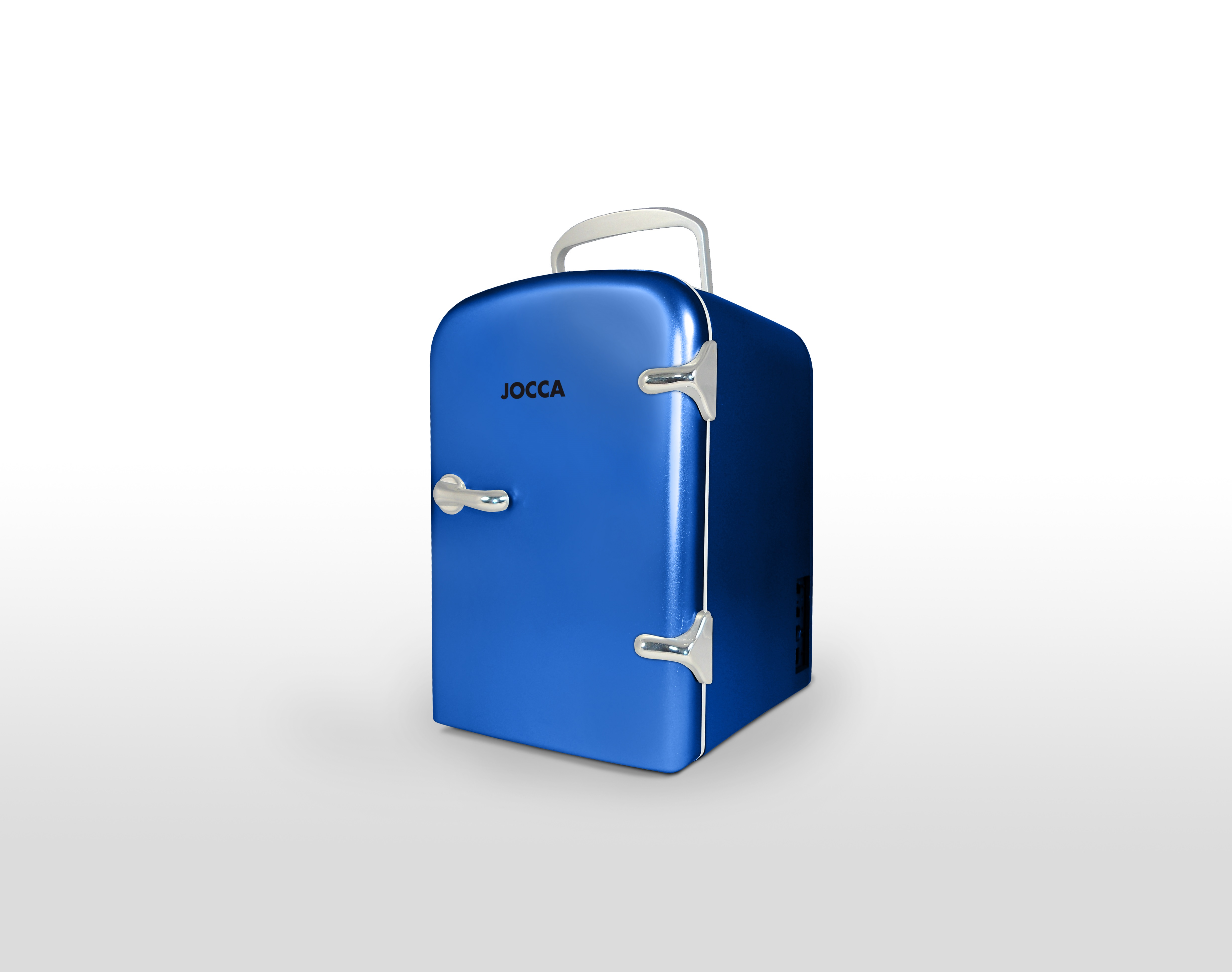 Mini Φορητό Ψυγείο 4L Jocca! 9026A Κόκκινο - JOCCA home & life μικροσυσκευές   ψυγεία συντηρητές κρασιών