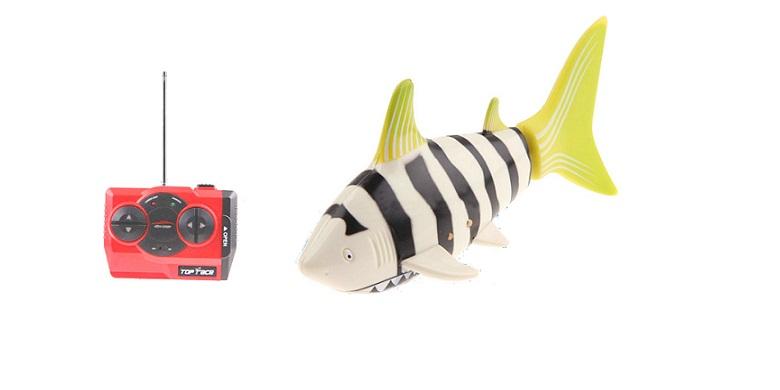 Μίνι Τηλεκατευθυνόμενος Καρχαρία - SeaWing RC-SHARK! Άσπρο-Κόκκινο - OEM παιχνίδια  παιδί  και  βρέφος   έξυπνα   εκπαιδευτικά παιχνίδια