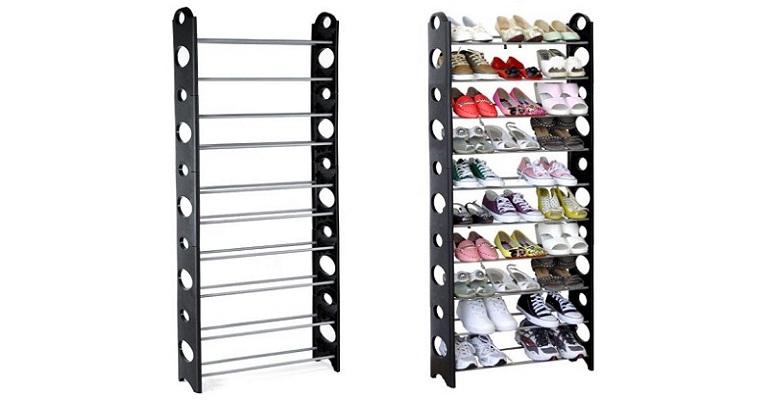 Παπουτσοθήκη – Stand για Αποθήκευση 30 Ζευγαριών Παπουτσιών! – OEM