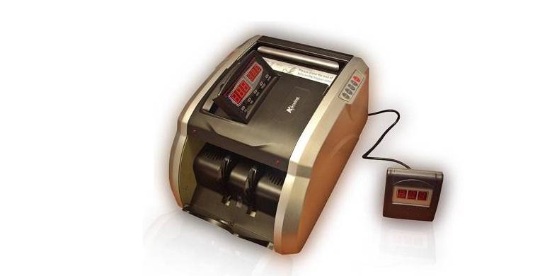 Ηλεκτρονικός Μετρητής & Ελεγκτής Χαρτονομισμάτων με 2 Οθόνες - OEM gadgets   για το γραφείο