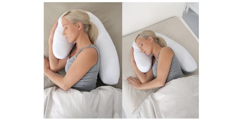 Θεραπευτικό Ανατομικό Μαξιλάρι Αυχένα και Πλάτης για Ύπνο στο Πλάι - Maxtop - OE υγεία  και  ομορφιά   αντιμετώπιση πόνου