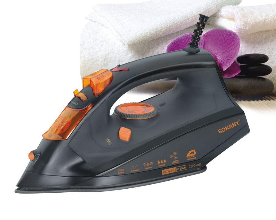 Ατμοσίδερο SOKANY Electric Steam Iron SL-088 - OEM