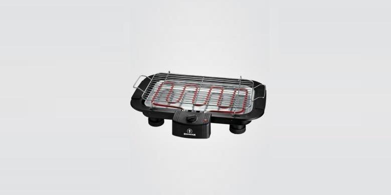 Ηλεκτρικό ΜΠΑΡΜΠΕΚΙΟΥ OSCAR YD-301-1 - OSCAR ηλεκτρικές οικιακές συσκευές   ηλεκτρικές πλάκες γκριλ και σχάρες
