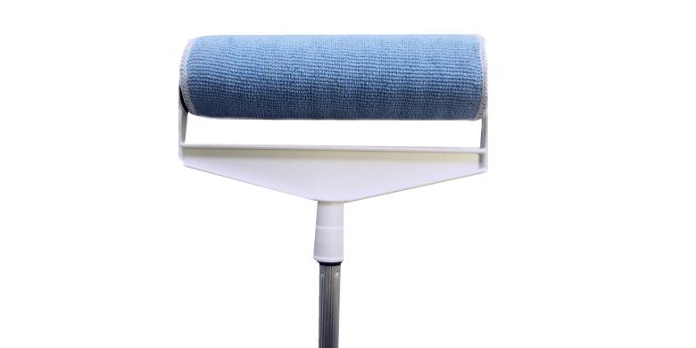 Ρολό Καθαρισμού Χαλιών Microfiber από την Genius Ideas Carpet Floor Cleaner Micr καθαριότητα και σιδέρωμα   σκούπες και σφουγγαρίστρες