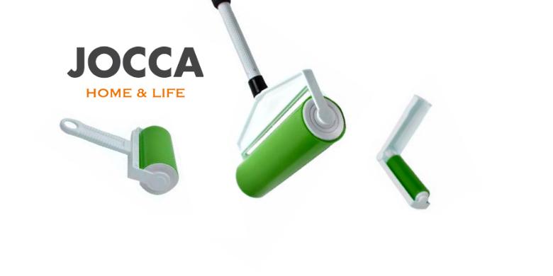 Jocca 1609 Ρολά καθαρισμού, σετ 3τεμ, μαζεύει τρίχες και χνούδια - JOCCA home &  είδη καθαρισμού   γενικής χρήσης